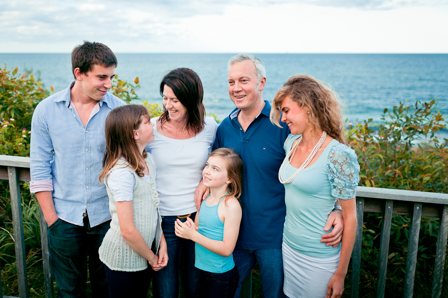 happy family closeup portrait alex heads sunshine coast photography